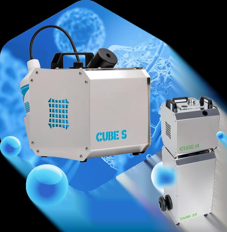 air-surface-sterilizer-devices